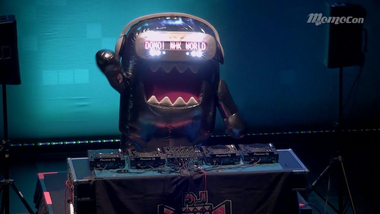 DJ DOMO  / NHK WORLD