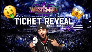Download Video WRESTLEMANIA 34 TICKET REVEAL 2018!!! MP3 3GP MP4