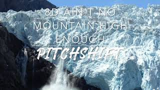8D Ain't No Mountain High Enough — Marvin Gaye, Tammi Terrell | PitchShift