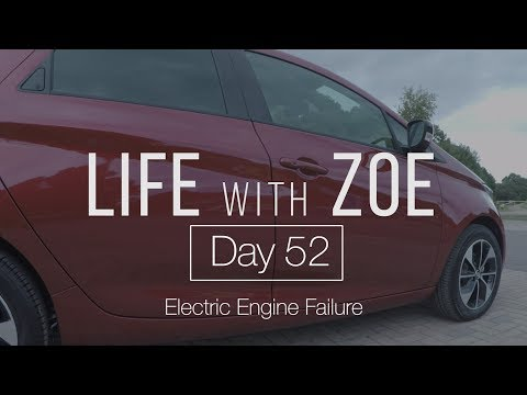 LIFE with ZOE | Day 50: Electric Engine Failure - Renault Breakdown Recovery to the Rescue!