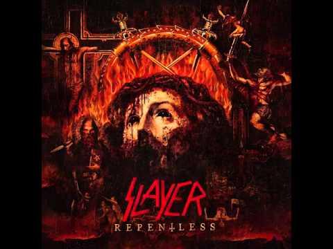 Slayer - When the Stillness Comes (Lyrics HQ)