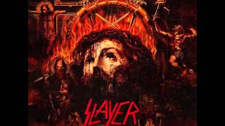 Slayer - When the Stillness Comes (Lyrics HQ)