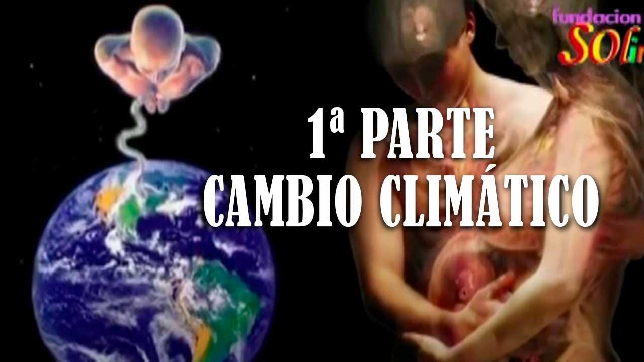 El origen del cambio climático 1