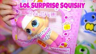 Hunting Squishy Murah LOL Surprise Ketemu Ngga Ya? Squishy Hunt - Nicole Annabelle