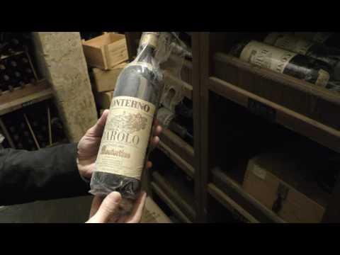 A unique wine cellar tour of the Michelin star awarded Del Cambio