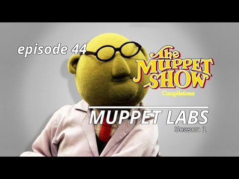 Download The Muppet Show Compilations - Episode 44: Muppet Labs (Season 1)