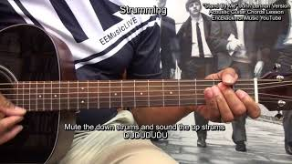 Eemusiclive is an ericblackmonmusic/ericblackmonguitar channel! the original ben e king version guitar lesson https://www./watch?v=bufryrd...