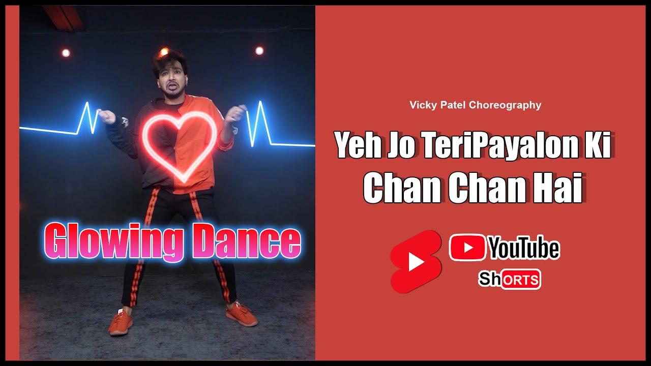 Ye Joh Teri Payalon Ki Chan Chan Hai #shorts #vfx Dance Video
