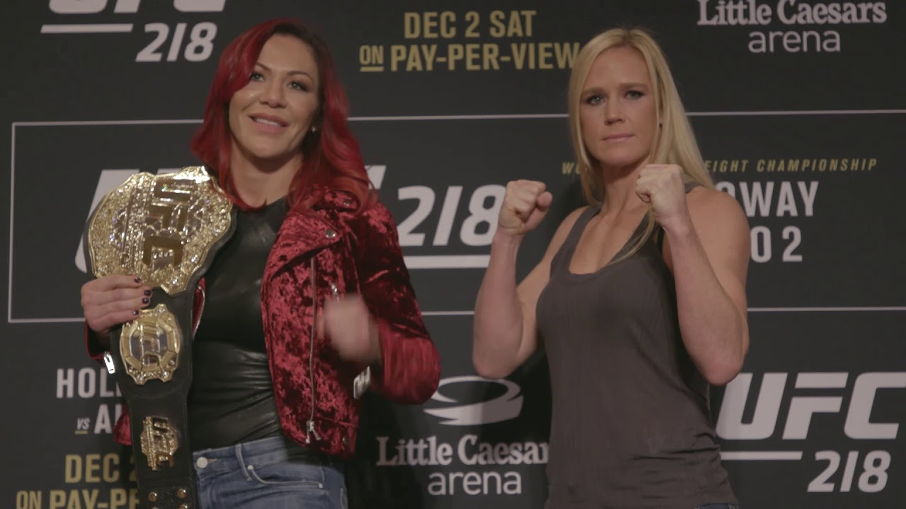 UFC 219: Cyborg Vs. Holm Post-Fight Press Conference Live Stream