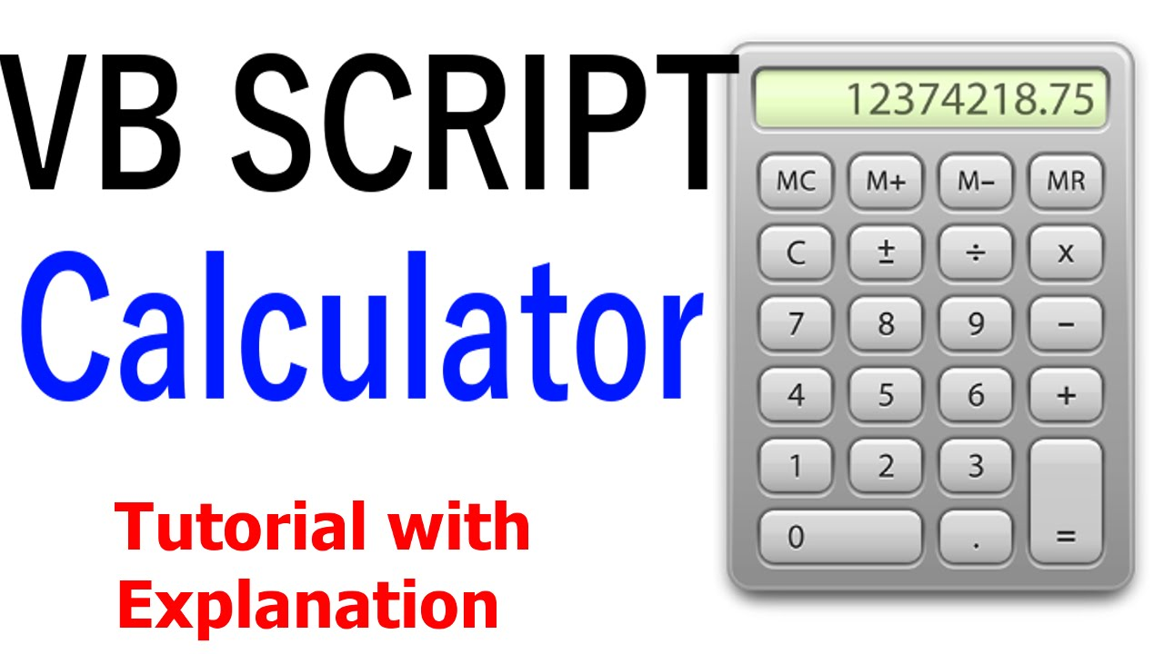 Calculated values with m-files and vbscript | solution bench.