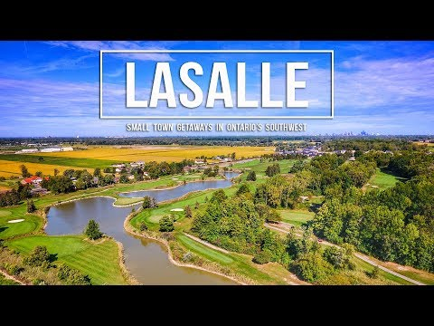 WEEKEND ITINERARY In LASALLE, ONTARIO!