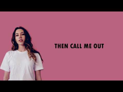 Sarah Close - Call Me Out (Lyrics)