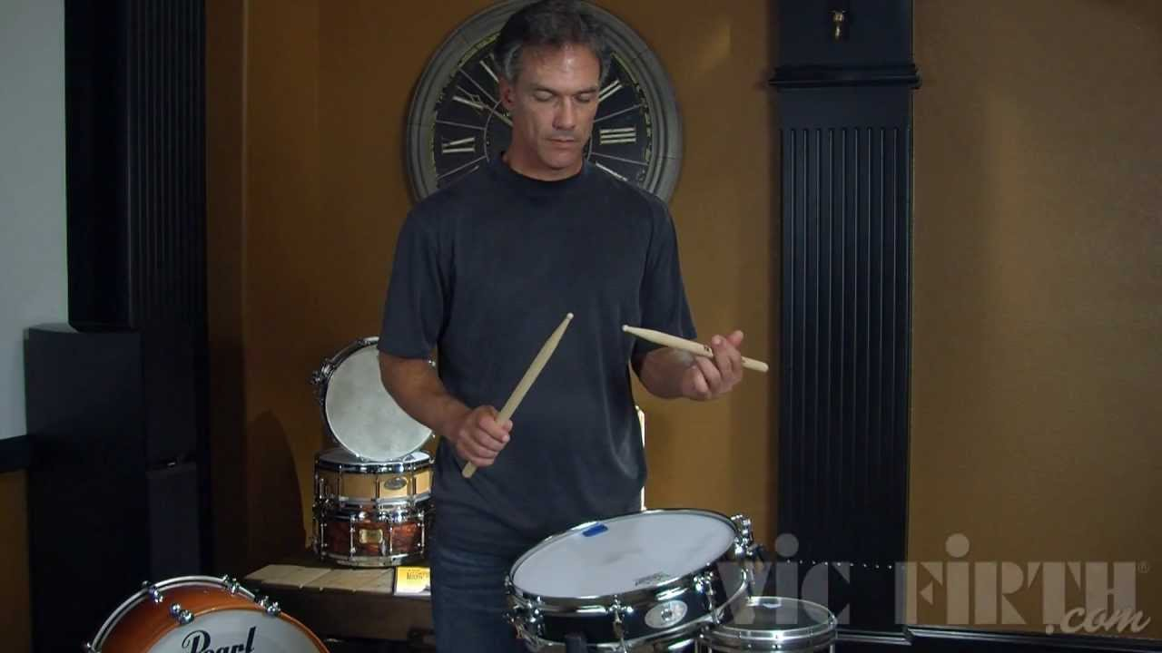 Single Stroke Roll: Rudiment Breakdown by Dr. John Wooton