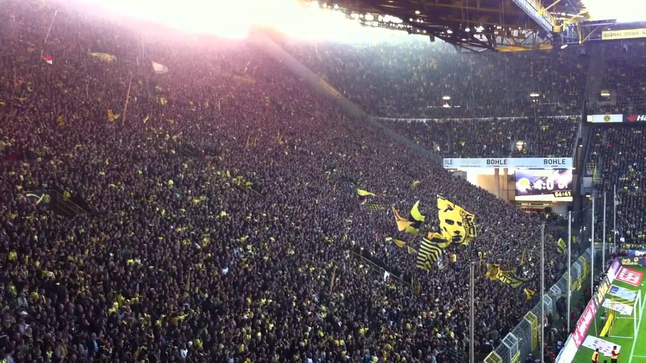 BVB - 1. FC Köln | 10. Spieltag 2011/2012 | Wer ist deutscher Meister BVB Borussia!