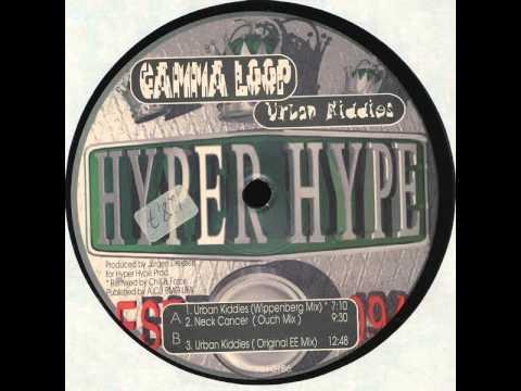 Gamma Loop - Urban Kiddies (Original EE Mix) (B)