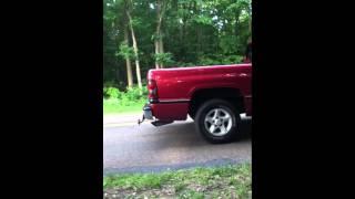 1997 dodge ram 1500 straight pipe no cats
