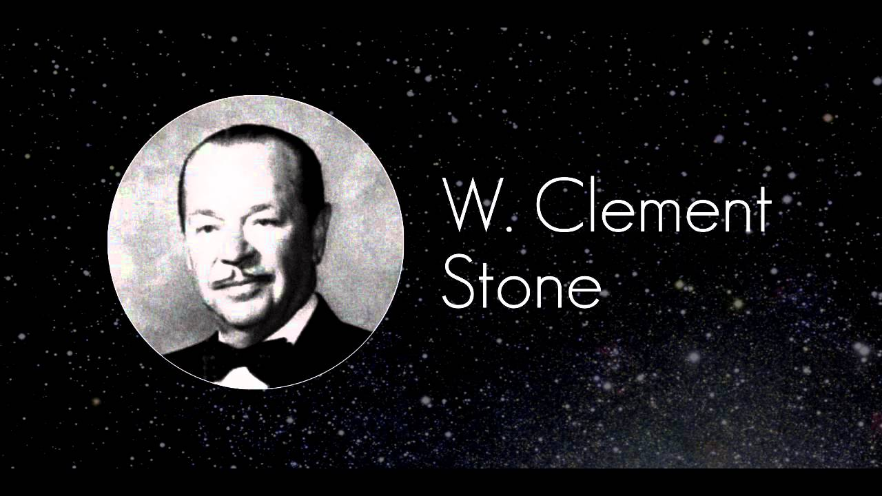 W Clement Stone Success Mind Power Audio Quotes Inspirational