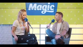 Jennifer Lawrence spoke to Magic Breakfast's Ronan Keating about he...
