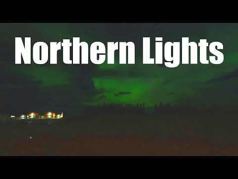 Seeing the Northern Lights in Alaska & Where I Live