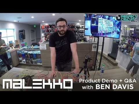 Malekko Heavy Industry Q&A + Product Demo