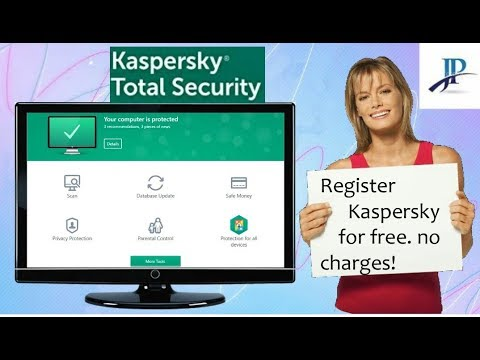 How to download Kaspersky Total security 2019 with serial key