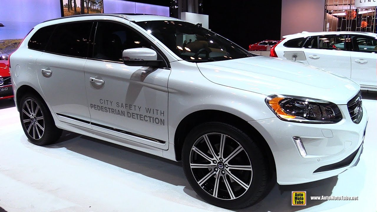 2015 volvo xc60 t5 exterior and interior walkaround 2015 new york auto show youtube. Black Bedroom Furniture Sets. Home Design Ideas