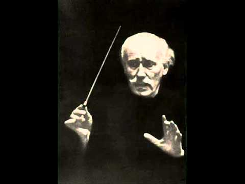 Arturo Toscanini - Poet And Peasant Overture (Von Suppé)