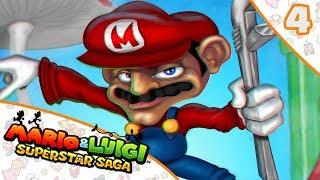 Video de MÁS FONTANEROS QUE NUNCA! - Mario & Luigi SuperStar Saga 3DS #4
