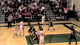 Scott Bruxvoort Basketball Highlights