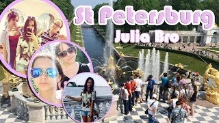 Поездка в Санкт-Петербург / Julia Life #40(Группа фан-встречи: http://vk.com/event71867219 Видео о фан-встрече: https://www.youtube.com/watch?v=aqSaG... Мои каналы на YouTube: №1: ..., 2014-05-27T18:32:18.000Z)