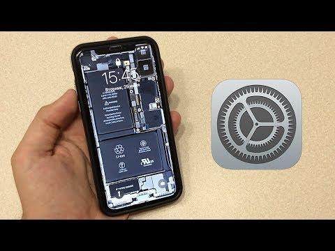 Настройки IPhone, которые ты должен изменить прямо сейчас! AppleTheme