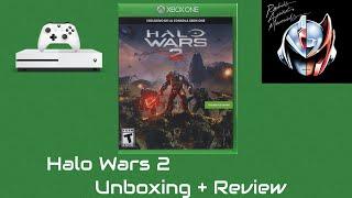 Unboxing y Review Halo Wars 2 en español