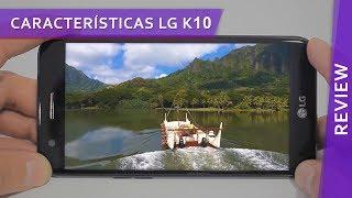 Las ventajas de tener el LG K10