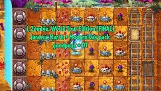 FINAL DESTINATIONS | Plants vs Zombies 0: I, Zombie World Tour Edition [END]