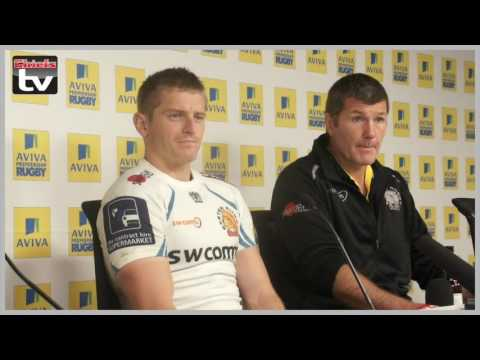 Chiefs TV - Rob Baxter post Premiership Final