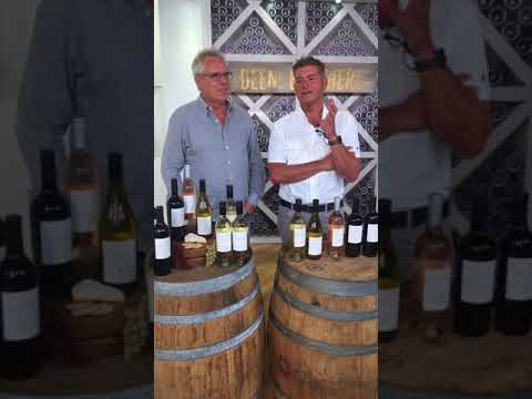 In the Kitchen with Allison Waggoner  Jamie and Bobby Deen talking Wine 108