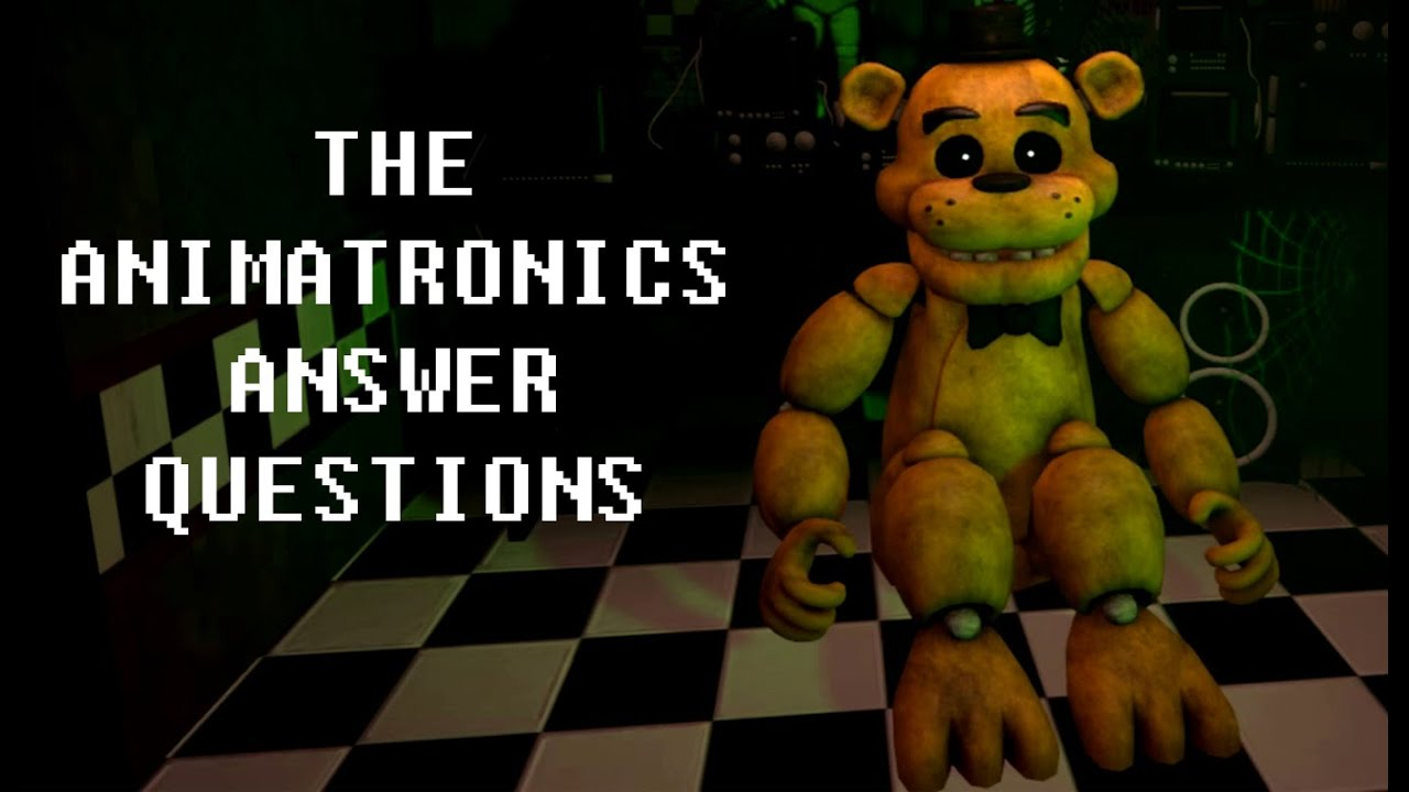 how to make good animations in sfm fnaf