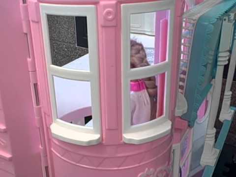 Plc hmi elevator automation in a barbie dreamhouse youtube