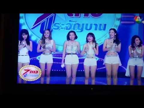 6 สาวจากสโมสรชิมิ - รายการ 7 ดาวประจัญบาน ทางช่อง7