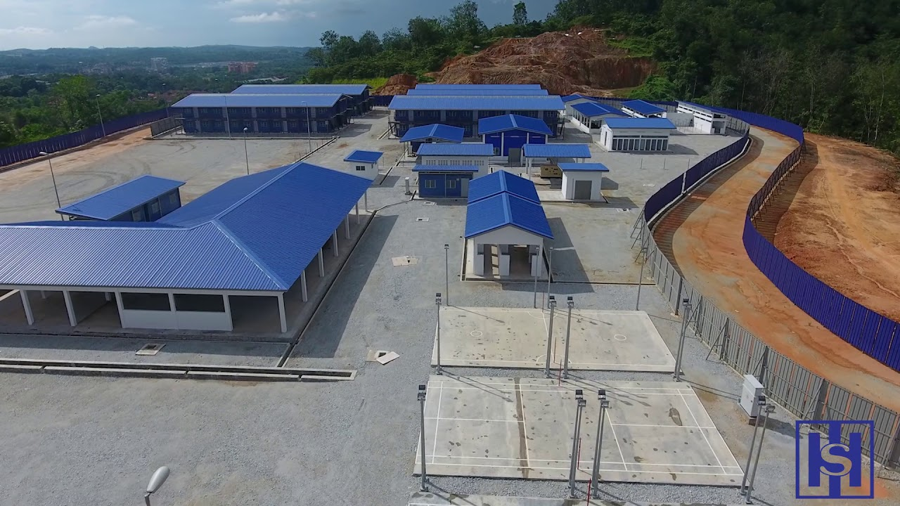 Cabins Malaysia | Container Office | Site Office - Solid Horizon