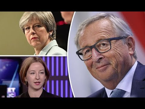 SHOCK Brexit w arning EU will 'sit at the table' as UK negotiates with OTHER countries