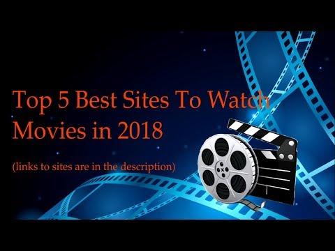Top 5 Sites to Watch FREE Movies Online 2018 (PC, IOS, ANDROID, PS3)