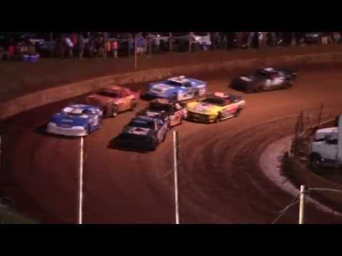 Winder Barrow Speedway Modified Street Feature Race 9/10/16