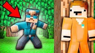 Зеки в Майнкрафте СБЕЖАЛИ в Лес из Тюрьмы! Побег из Тюрьмы в Minecraft | ВЛАДУС