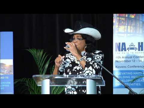 NAHP Conference Congresswoman Frederica Wilson