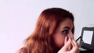 Pink and black eye makeup tutorial + bun tutorial Thumbnail