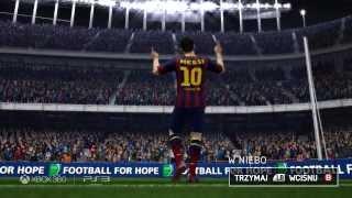 FIFA 14 - Demo już dostępne. Zobacz cieszynki w grze.