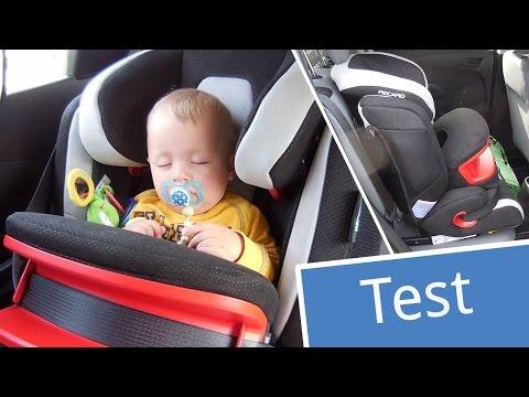 Test:  Recaro Monza Nova IS Kindersitz | Babyartikel.de