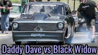 Daddy Dave vs Black Widow at No Prep Kings 2 Topeka Kansas thumbnail