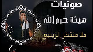 ياصاحب الزمان يصاحب روحي  ادا الرادود الحسيني ملا منتضر الزينبي كلمات فواز الهلالي